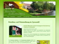 ferienwohnung-spreewald.com