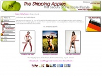 The Stripping Apples in Deutschland. Konstanz, Bodensee.