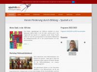 Verein-sputnik.de - .:: SPUTNIK heißt Begleiter -- Förderung durch Bildung