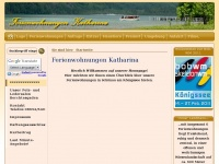 Ferienwohnungen Katharina