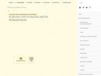 Schloss und Schlossgarten Weikersheim: Staatliche Schlösser und Gärten Baden-Württemberg