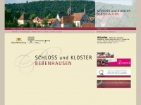 Kloster und Schloss Bebenhausen: Staatliche Schlösser und Gärten Baden-Württemberg