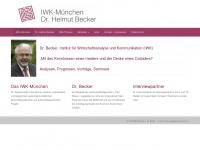 I W K  MÜNCHEN - Institut für Wirtschaftsanalyse und Kommunikation