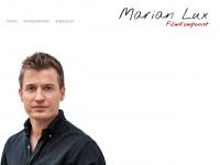 Marian Lux – Komponist & Pianist