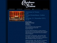 Christmas in Vienna - Startseite