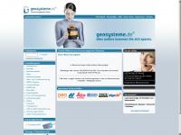geosysteme.de - Vermessungsgeräte Online - im Shop günstig kaufen