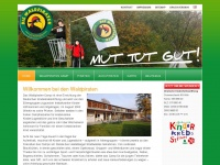 Waldpiraten.de - Kinderkrebsstiftung: Home