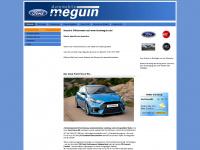 Automobile Heinrich Meguin GmbH: Ihr Ford Partner in Siersburg - Startseite