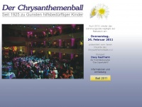 chrysanthemenball.de