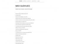 maxsudhues.de
