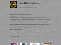 PC-4-YOU, ComRoH® Computertechnik Robert Holler