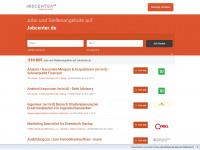 Jobcenter.de - JobCenter - die Jobbörse mit über 100.000 Jobs aus den großen Zeitungen und Stellenbörsen
