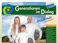 Generationen im Dialog | Das Journal für kommunikative Impulse