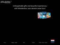 Wonderbox.com - Coffret cadeau Wonderbox : la bonne idée cadeau anniversaire - coffret week-end, coffret sport, coffret bien-être