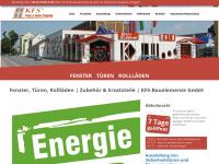 Kfs-bauelemente.de - KFS-Bauelemente GmbH - Wir stehen für Tradition und Innovation