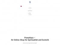Pranahaus.ch - PranaHaus - Bücher, Musik, Esoterik, Spiritualität, Ratgeber, Astrologie, Diät