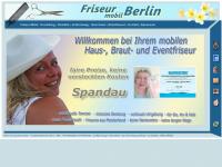 Willkommen bei Ihrem mobilen Hausfriseur in Berlin