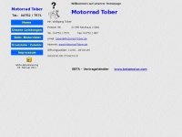 Motorrad-tober.de - Motorrad Tober
