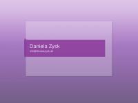 danielazysk | just personal