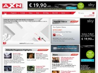 AXN Germany