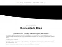 hundeschule-haas.de