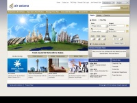 airastana.com