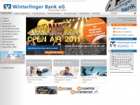 Winterlinger-bank.de - Winterlinger Bank eG - Wir für Sie - Winterlinger Bank eG