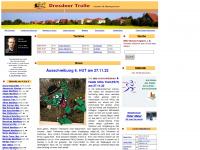 Dresdner Trolle - Seite für Läufer und Radsportler; Laufberichte, Termine;  Laufen in Sachsen und weltweit; Marathonreisen