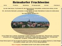 reinsdorfer-fruchtweine.de Thumbnail