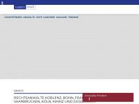 Rechtsanwalt Fachanwalt Koblenz, Frankfurt, Bonn, Berlin, Köln und  Saarbrücken: Rechtsanwälte caspers mock