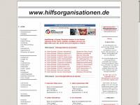 hilfsorganisationen.de