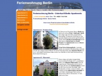 ferienwohnungberlin.org