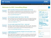 consultingblogs.emc.com