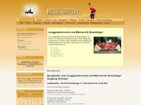 Junggesellenverein und Männerreih Rosenhügel - Siegburg Wolsdorf
