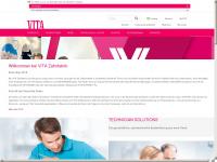 Vita-zahnfabrik.com - VITA Zahnfabrik Startseite
