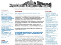 Frankfurter Gemeine Zeitung