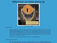 Willkommen auf doktor-greiner.de
