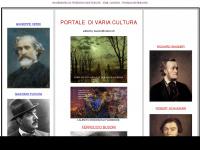 RODONI.CH - PORTALE DI VARIA CULTURA