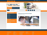 Ullrich-gruppe.de - Ullrich Gruppe