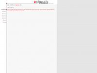 esignals: preiswerte Messtechnik und Datenerfassungssysteme für Sensoren und Messwertaufnehmer