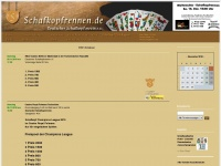 Schafkopfrennen.de - Schafkopfrennen Turniere - Deutscher Schafkopf Verein e.V.