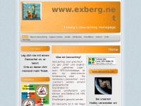 Exberg's Geocaching Homepage
