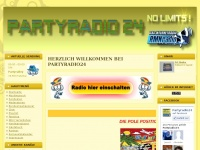 Faschingsradio.de - Herzlich willkommen bei Partyradio24