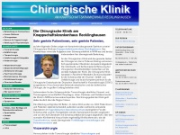 darmchirurgie.de