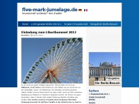 five-mark-jumelage.de