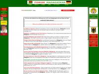 Madagascar International - Presse - Forum - Communication