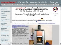 kaminofen 45 hnliche websites zu kaminofen normatherm. Black Bedroom Furniture Sets. Home Design Ideas