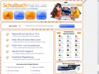 Schulbuch-Markt.de - Gebrauchte Schulbücher kaufen / Schulbücher gebraucht handeln