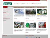 Gewe.com - Wintergarten & Terrassendach von GEWE - Seit 50 Jahren