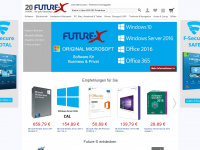 Future-X.de: Onlineshop | Software, Hardware, Elektronik, Games & mehr günstig kaufen!